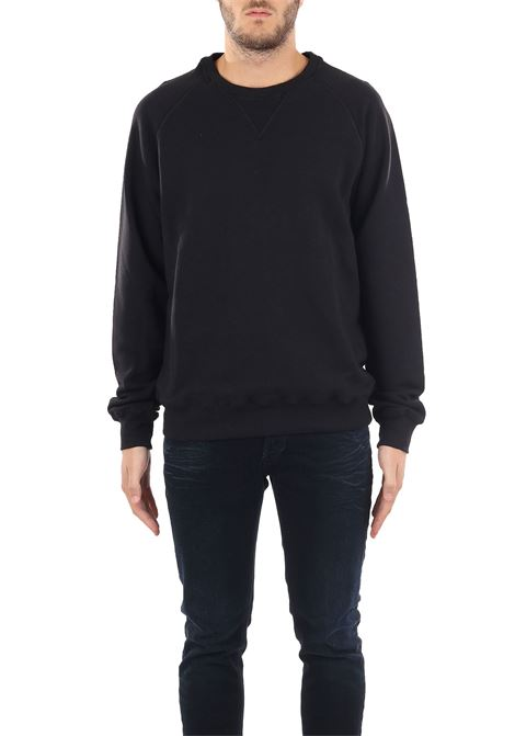 COTTON SWEATER LOW BRAND | Sweatshirts | L1FFW17183314NERO