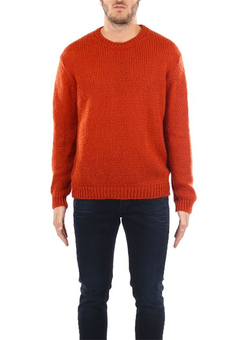 SWEATER IN MOHAIR LOW BRAND | Sweaters | L1MFW17183326R020