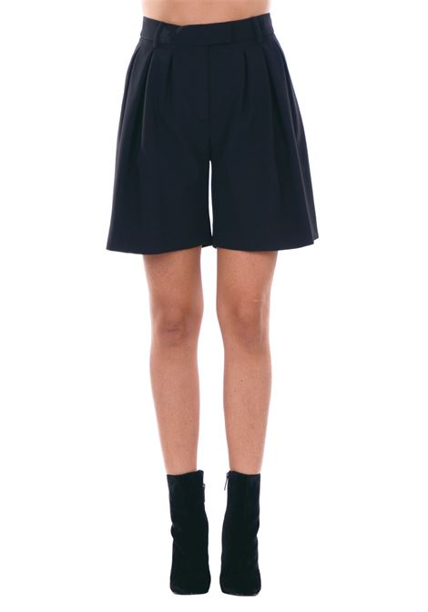 BERMUDA IN CADY CREPE MARCO BOLOGNA | Shorts | TR602CAD08