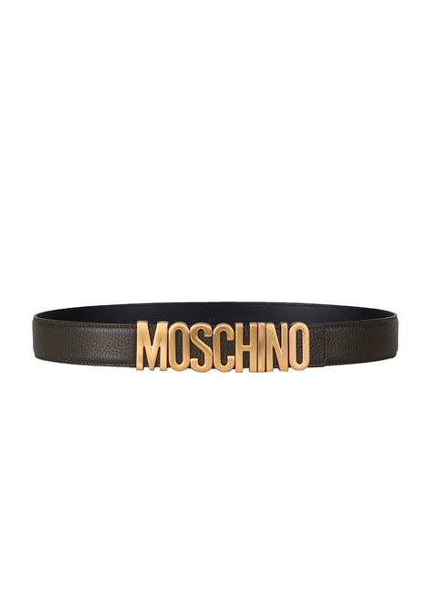 CRYSTAL BELT BELT MOSCHINO | Belts | A80248003440