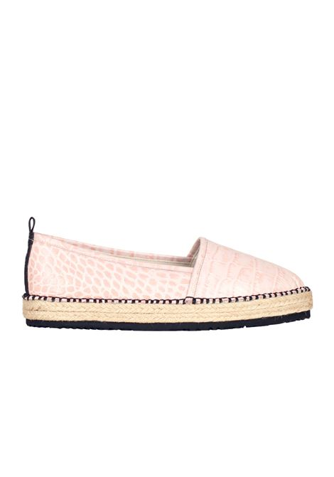 LEATHER ESPADRILLAS MSGM | Shoes | 2041MDS05010