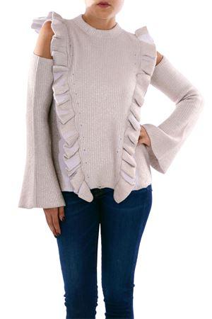 WOOL SWEATER Nude   Sweaters   1101059165