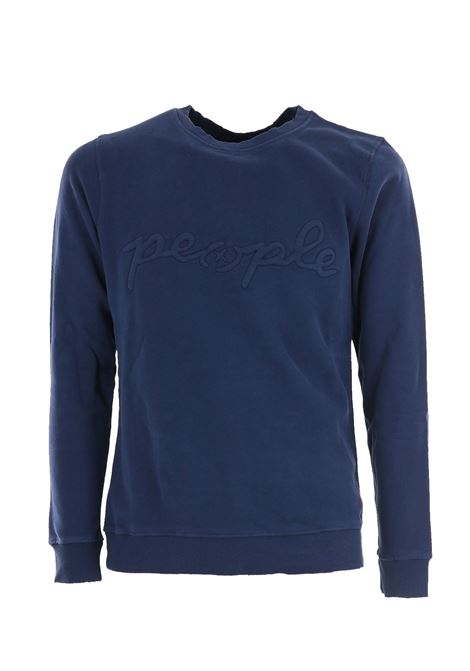 COTTON SWEATSHIRT PEOPLE | Sweatshirts | MO141R15A322281