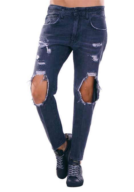 JEANS CARROT IN COTTON PEOPLE | Jeans | W308A289L2295JEANS