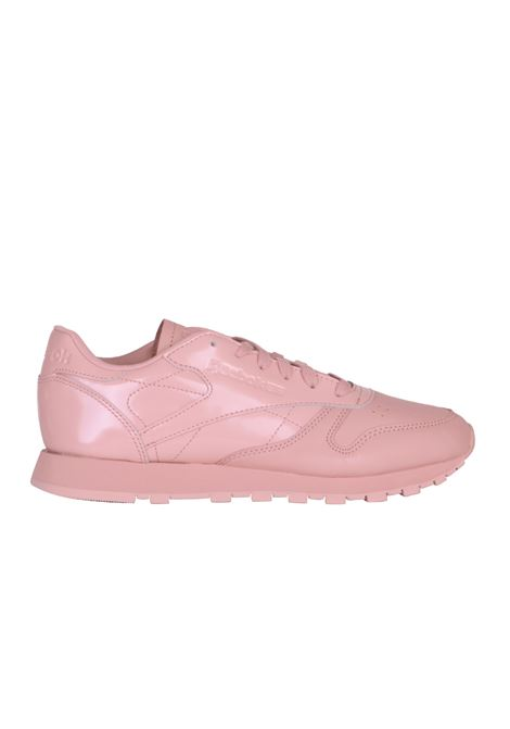 SNEAKERS IN PELLE REEBOK | Sneakers | BS6584PINK