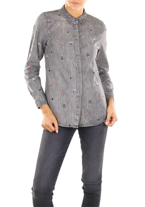 CAMICIA DENIM SCOTCH & SODA | Camicie | 13841118