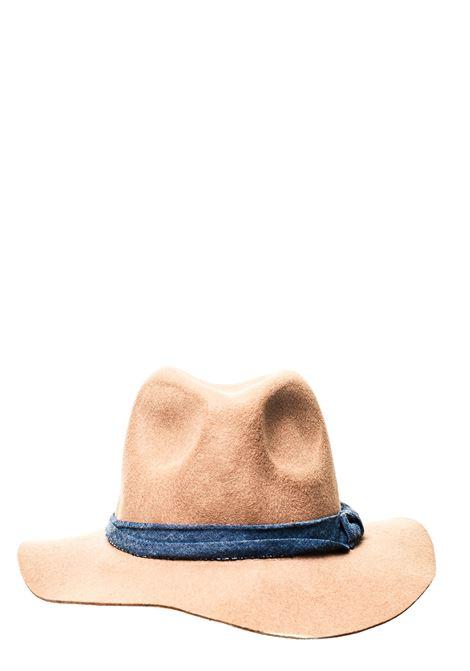 BEIGE WOOL HAT SCOTCH & SODA | Hats | 13883109