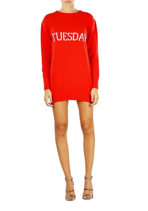 OVERSIZE DRESS / SHIRT ALBERTA FERRETTI | Dress | 04856602J1114