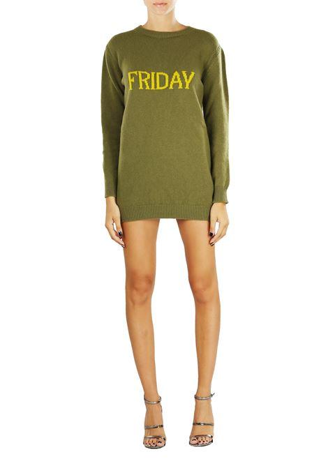 OVERSIZE DRESS / SHIRT ALBERTA FERRETTI | Dress | 04856602J1427
