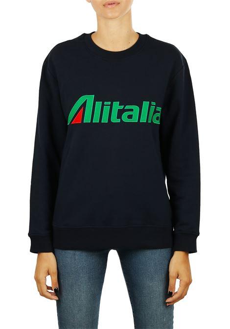 COTTON SWEATSHIRT ALBERTA FERRETTI | Sweatshirts | 17011673290