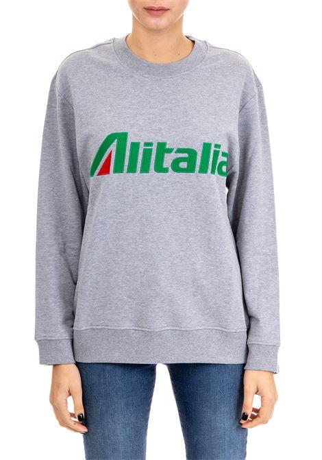 COTTON SWEATSHIRT ALBERTA FERRETTI | Sweatshirts | 17011673J0473