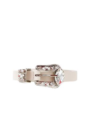 CINTURA IN PELLE B-LOW THE BELT | Cinture | BW101000AGHIACCIO