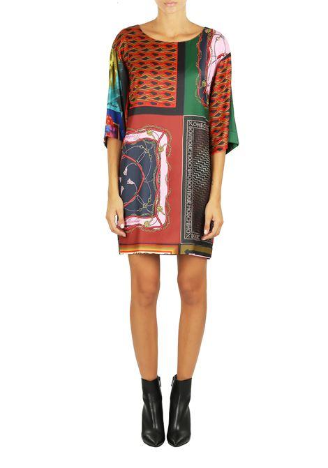 ALL-OVER FANTASY DRESS BOUTIQUE MOSCHINO   Dress   02165850A1888