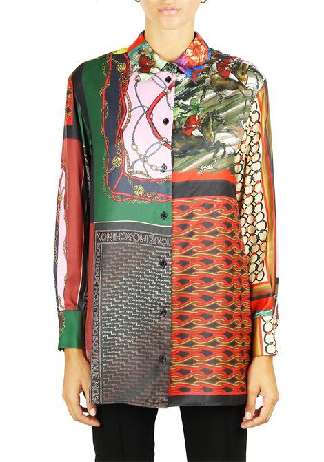 FANTASY SHIRT BOUTIQUE MOSCHINO   Shirts   02175850A1888