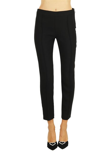 CREPE TROUSERS BOUTIQUE MOSCHINO   Pants   03125824A0555