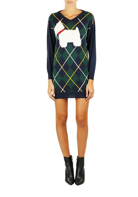 MINI DRESS DRESS IN WOOL BOUTIQUE MOSCHINO   Dress   04925800A3290