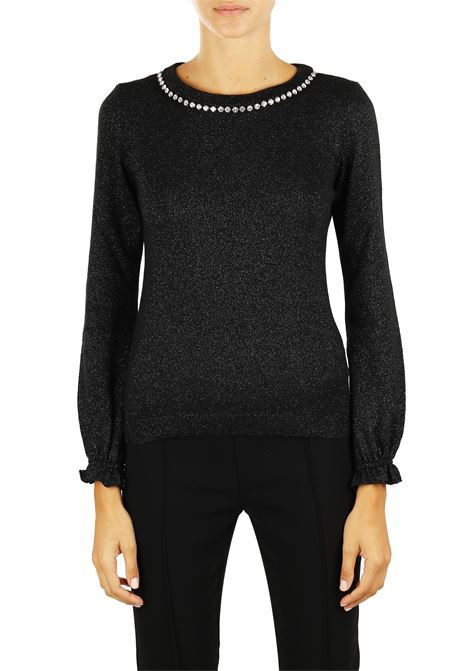 LUREX SWEATER BOUTIQUE MOSCHINO   Sweaters   09185803A0555