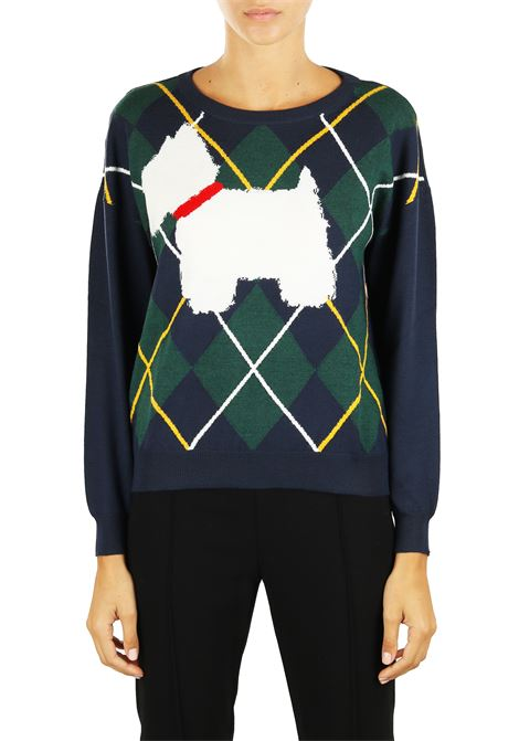 WOOL SWEATER BOUTIQUE MOSCHINO   Sweaters   09275800A3290
