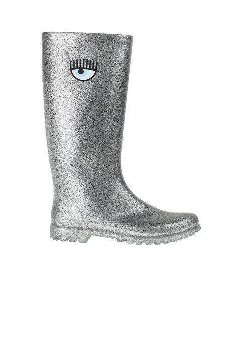 STIVALI  GLITTER  CHIARA FERRAGNI | Stivali | CF2180ARGENTO