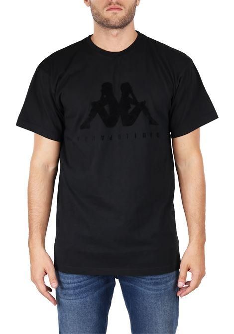 COTTON T-SHIRT DANILO PAURA X KAPPA DANILO PAURA | T-shirt | DPK1004SK04004100NERO