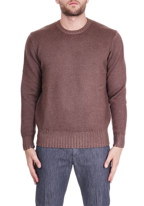 WOOL CREW NECK SWEATER DELLA CIANA | Sweaters | 00155020252