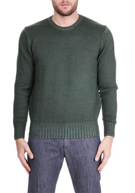 WOOL CREW NECK SWEATER DELLA CIANA | Sweaters | 00155020682