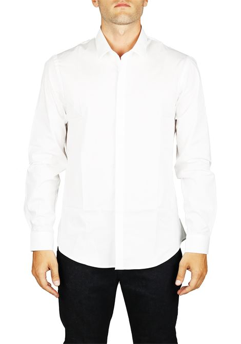 COTTON SHIRT DONDUP | Shirts | UC184PS001XXXDUW18000