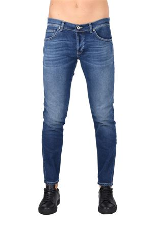 JEANS '' MIUS '' IN BLUE DENIM DONDUP | Jeans | UP168DS0189T14GDUW18800
