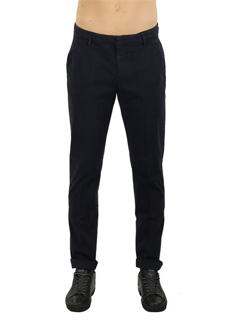 TROUSERS '' GAUBERT '' IN STRETCH COTTON DONDUP | Pants | UP235GS0036PTDDUW18897