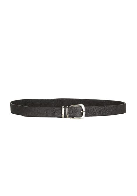 LEATHER BELT ELEVENTY | Belts | 979CI0083CIN2500505