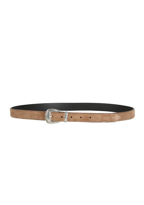 LEATHER BELT ELEVENTY | Belts | 979CI0093CIN2600602