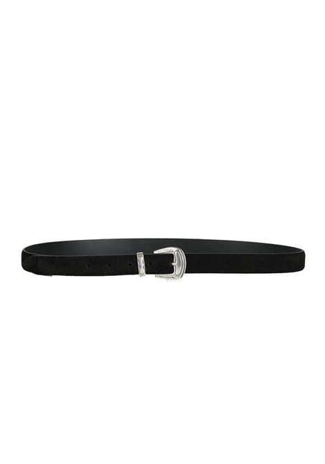 LEATHER BELT ELEVENTY | Belts | 979CI0093CIN2600622