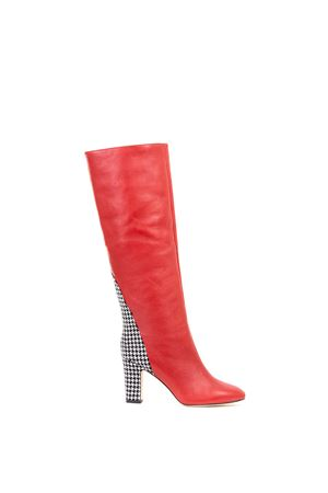 BOOTS IN NAPPA GIA COUTURE | Boots | 4063-036A4/1ROSSO