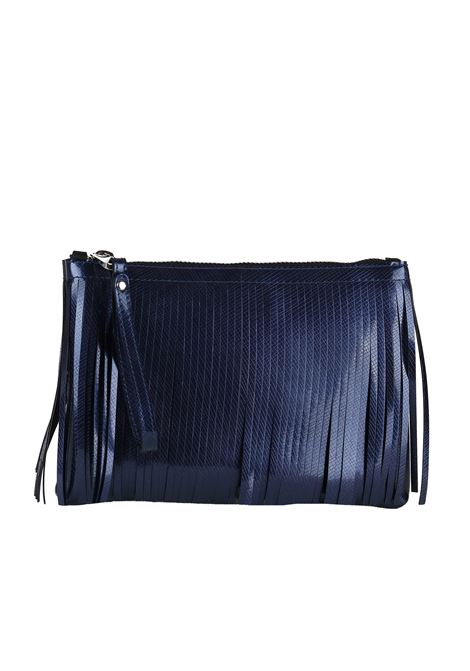 POCHETTE IN LATTICE GUM | Pochette | BC3699/18AIGUMFRLMMIDNIGHT