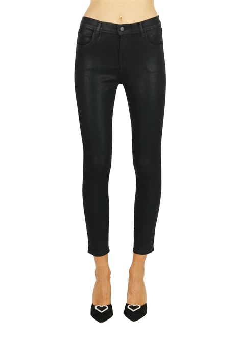JEANS '' ALANA '' IN BLACK DENIM J BRAND | Jeans | JB000950NERO