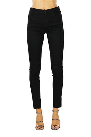 JEANS '' MARIA '' IN BLACK DENIM J BRAND | Jeans | JB001604NERO