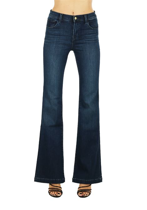 JEANS '' MARIA '' IN DARK BLUE DARK J BRAND | Jeans | JB001666FIXJEANS
