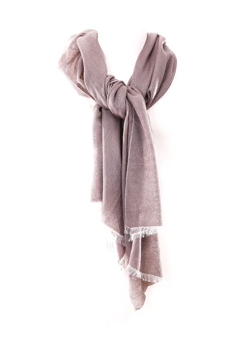 CASHMERE AND SILK SCARF KANGRA | Scarfs | 60492444
