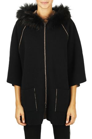 COAT IN WOOL, SILK AND CASHMERE KANGRA |  | 65259713