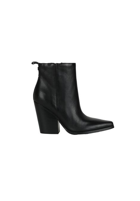 TROCHETTO IN PELLE KENDALL+KYLIE | Ankle Boots | KKCLIVEBLACK