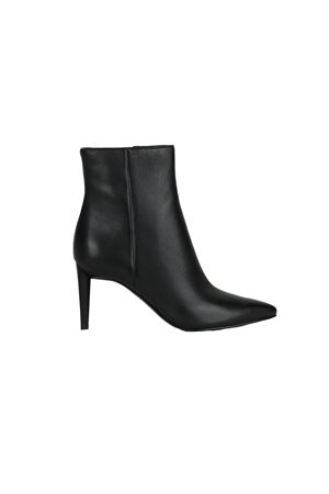 LEATHER ANKLE BOOTS KENDALL+KYLIE | Ankle Boots | KKZOEBLACK