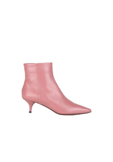 NAPPA PINK ANKLE BOOTS L'AUTRE-CHOSE | Ankle Boots | LDH13850WP26158033ROSA