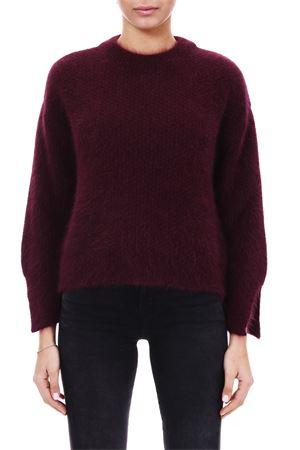 ANGORA SWEATER L'EDITION | Sweaters | LE0613BORDEAUX