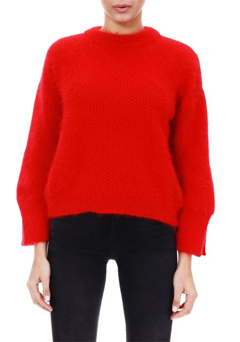 ANGORA SWEATER L'EDITION | Sweaters | LE0613ROSSO