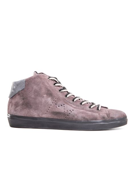 SUEDE SNEAKERS LEATHER CROWN | Sneakers | M133GRIGIO