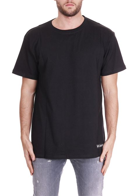 T-SHIRT WITH RETRO PRINT LES ARTISTS | T-shirt | LA07TEE59BLACK