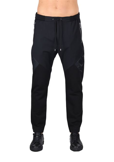 WOOL AND NYLON TROUSERS LES HOMMES | Pants | URF453AUF400C9000