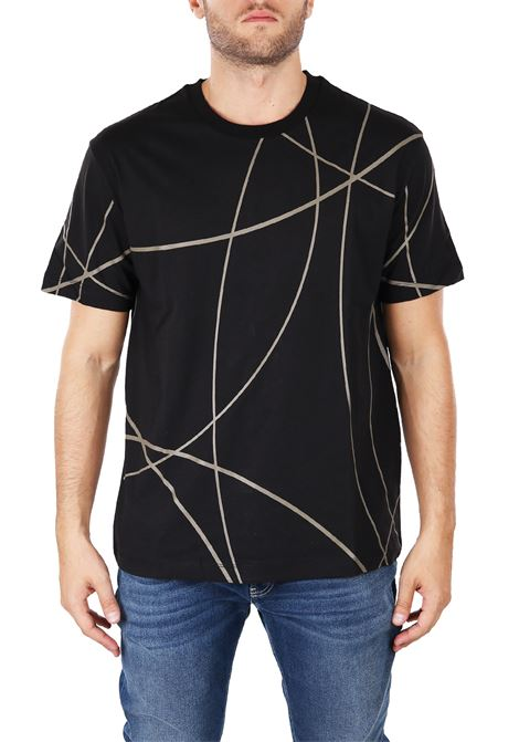 T-SHIRT CON STAMPA LES HOMMES | T-shirt | URF800PUF8259003