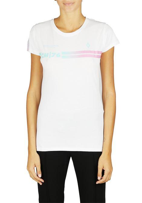 T-SHIRT IN COTONE MARCELO BURLON | T-shirt | CWAA033E180471100188