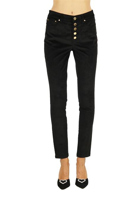 VELVET IN VELVETY THOUSAND RIGHE MICHAEL DI MICHAEL KORS | Jeans | MF89CMH9RX001